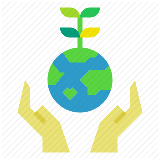 Conservation, Earth, Eco, Environment, Hand, Save Icon