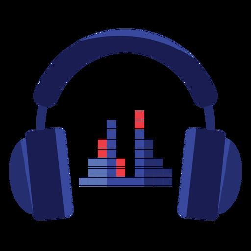 Equalizer Headphones Icon