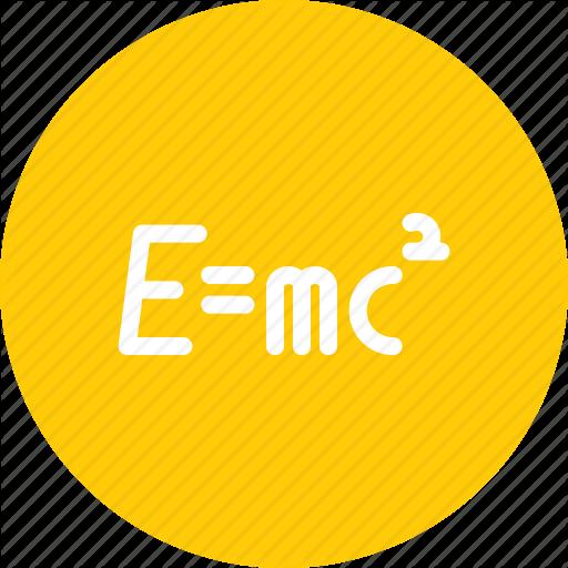 Emc, Energy, Equation, Formula, Mass, Physics, Science Icon