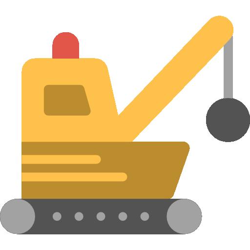Heavy Equipment Icon