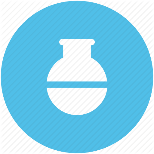 Conical Flask, Elementary Flask, Erlenmeyer Flask, Flask, Lab