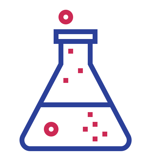 Contain, Erlenmeyer, Laboratory, Science, Experiment Icon Free