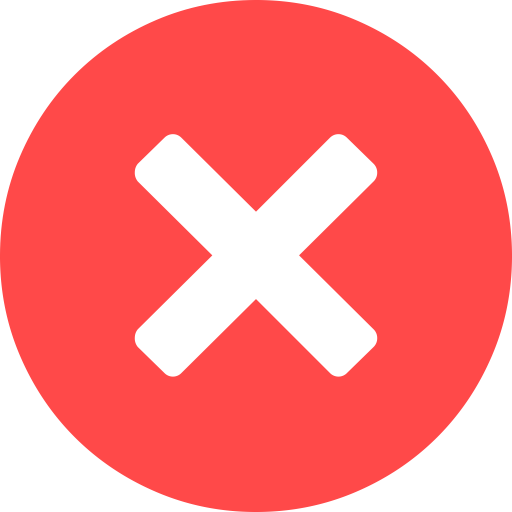 Error, Error, Error Icon With Png And Vector Format For Free