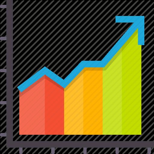 Chart, Diagram, Escalation, Growth, Raise, Report, Sales Icon