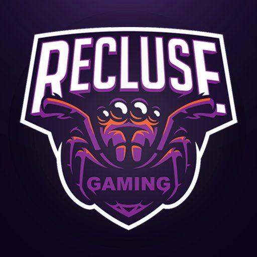 Recluse Gaming Logos Logo Design, Esports Logo
