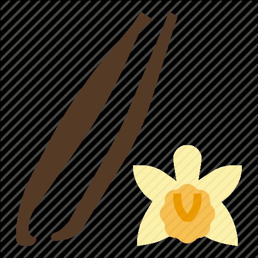Aroma, Essential, Flower, Fragrant, Oil, Scent, Vanilla Icon