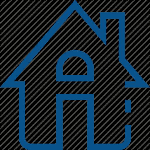 Business, Estate, Home Icon