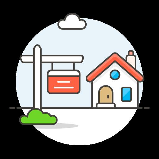 Real Estate House Icon Streamline Ux Free Iconset Streamline Icons