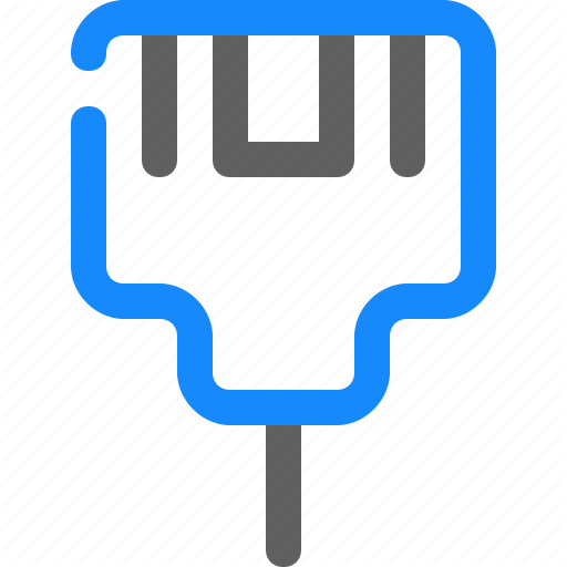 Cable, Ethernet, Internet, Plug, Icon