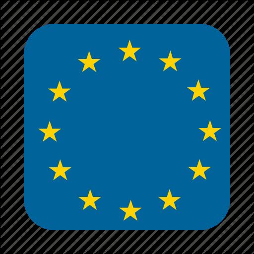 Eu, Europe, European, Flag, Flags, Union Icon