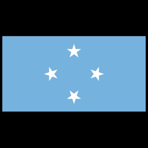 Fm Micronesia Flag Icon