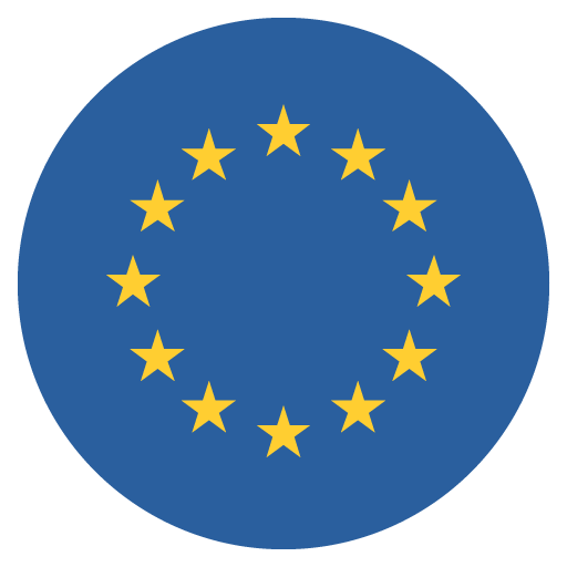 Flag Of European Union Emoji For Facebook, Email Sms Id