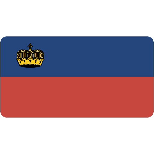 Liechtenstein, Flag, Flags Icon Free Of Flat Europe Flag Icons