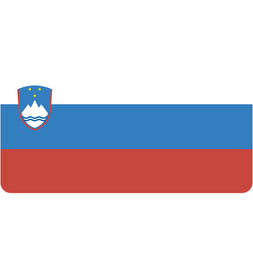 Slovenia Icon Flat Europe Flag Iconset Custom Icon Design