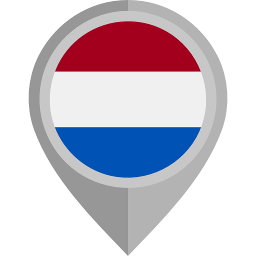 Netherlands, Holland, Eu, Flag Icon