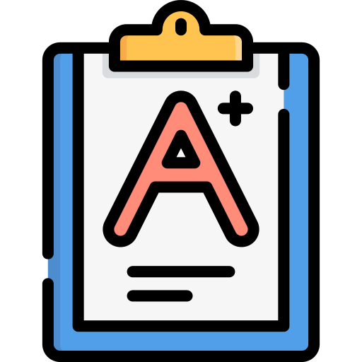 Evaluation Exam Png Icon