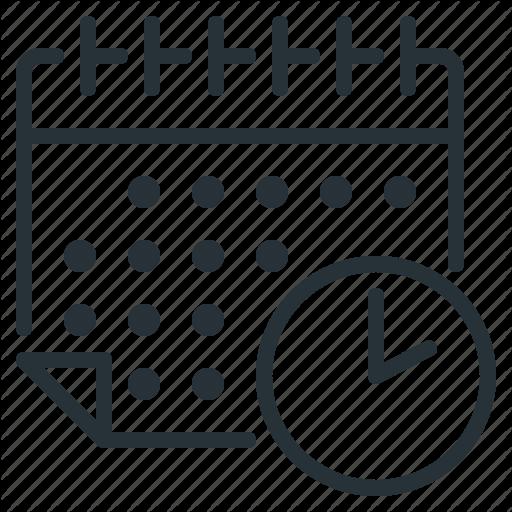 Calendar, Date, Event, Important Event Icon