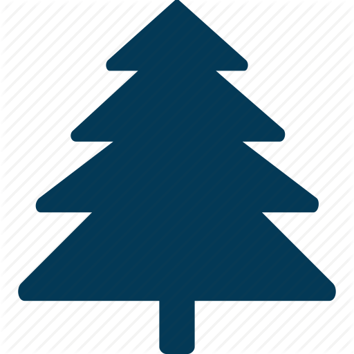 Christmas Tree, Cypress Tree, Evergreen Tree, Fire Tree, Tree Icon