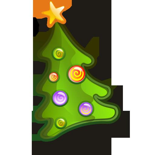 Evergreen, Tree Icon