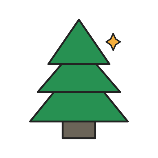 Fir, Generic Tree, Greenery Icon With Png And Vector Format