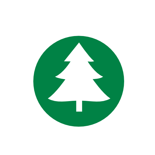 Trees Icon Free Of Recycling Extras