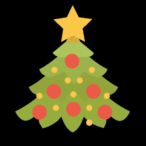 Christmas Tree Icon Xmas Deco Iconset Artdesigner Lv