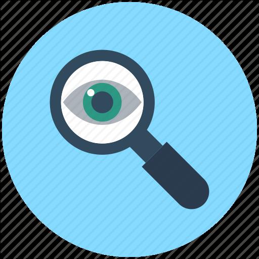 Download Free Png Exploration, Eye, Magnifier, Dlpng