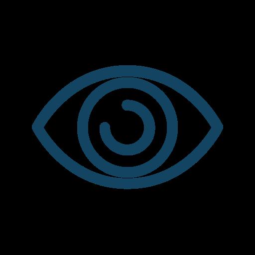 View, Eye, Sight Icon