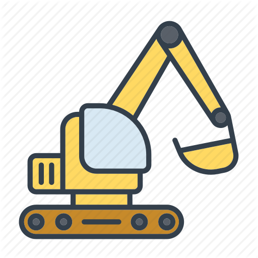 Construction, Digger, Excavator, Industry, Machinery, Tool