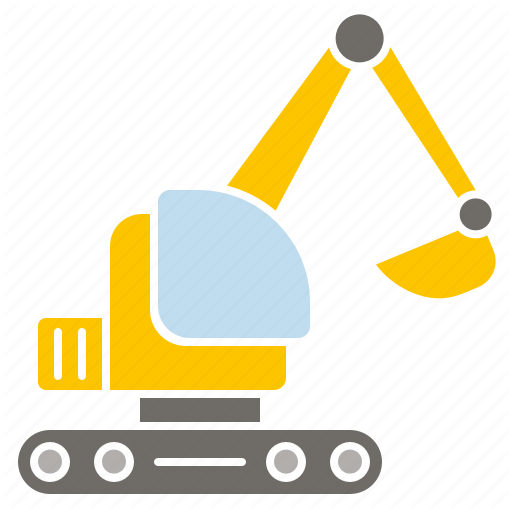 Construction, Equipment, Excavator, Industry, Shovel, Tool