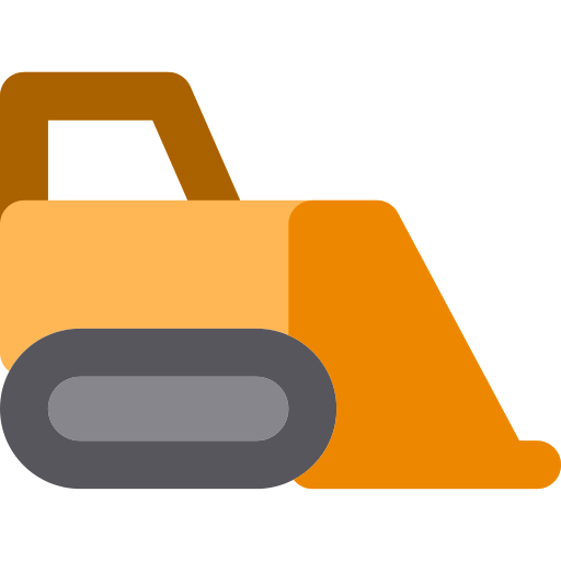 Excavator Bulldozer Png Icon