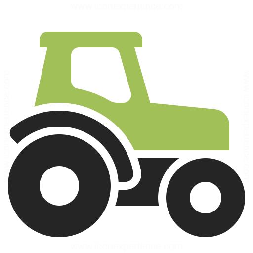 Tractor Icon Iconexperience