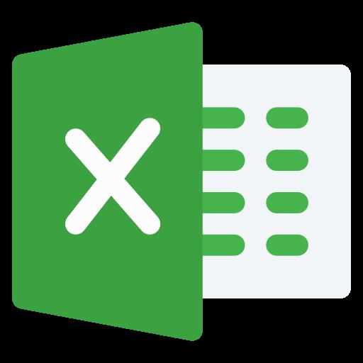Excel, Logo, Microsoft, Ms Icon