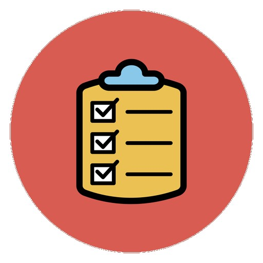 Medical Checklist Icon Transparent Png Vector Png