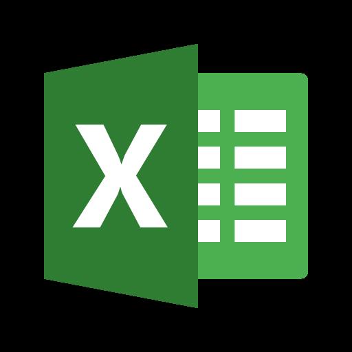 Microsoft Excel Logos