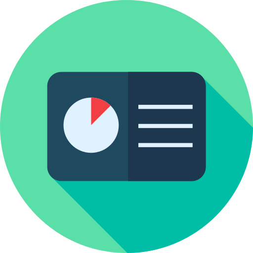 Stats Excel Png Icon