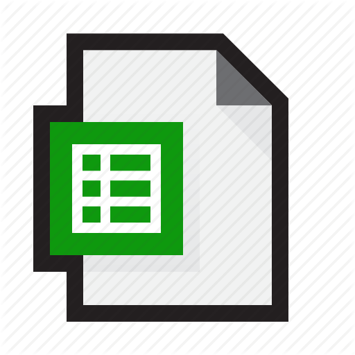 Chart, Csv, Excel, Numbers, Sheet, Spreadsheet, Xls Icon