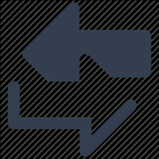 Arrow, Direction, Exchange, Internet, Sharing, Swap Icon