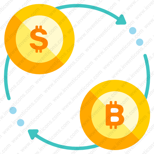 Download Bitcoin,exchange Icon Inventicons
