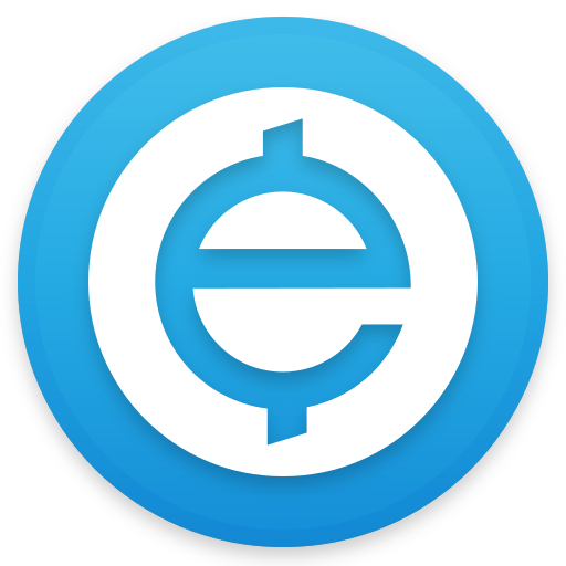 Exchange Union Icon Cryptocurrency Iconset Christopher Downer