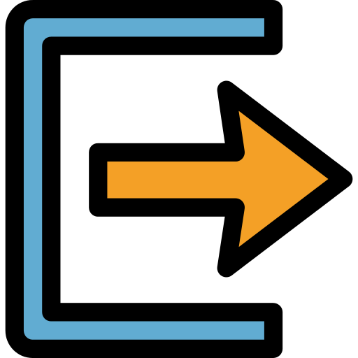 Exit Logout Png Icon