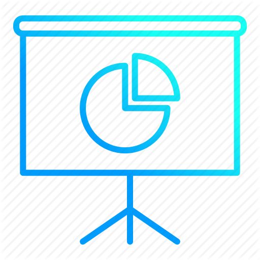 Business, Presentation, Report, Statistics Icon