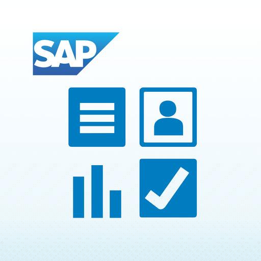 Sap Business Bydesign Cloud Erp Mobile Apps For Smartphones Sap