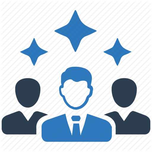 Creative Team, Expert, Team Icon