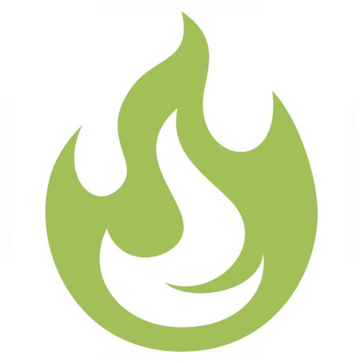 Fire Icon Iconexperience