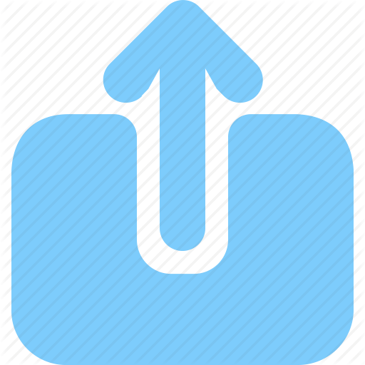Export, Share, Up, Upload Icon