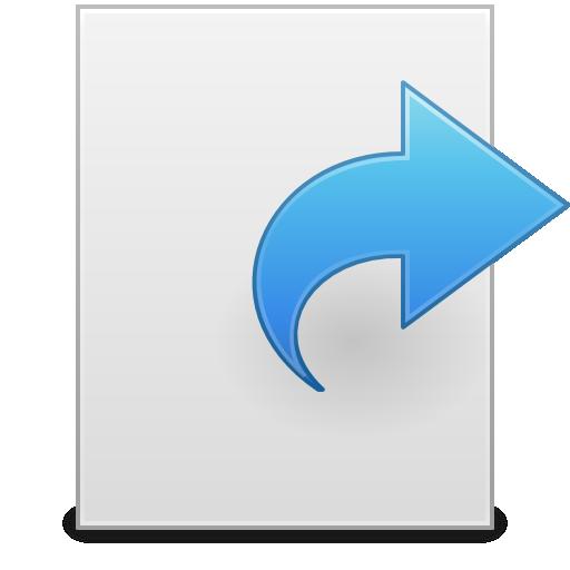 Document Export Icon