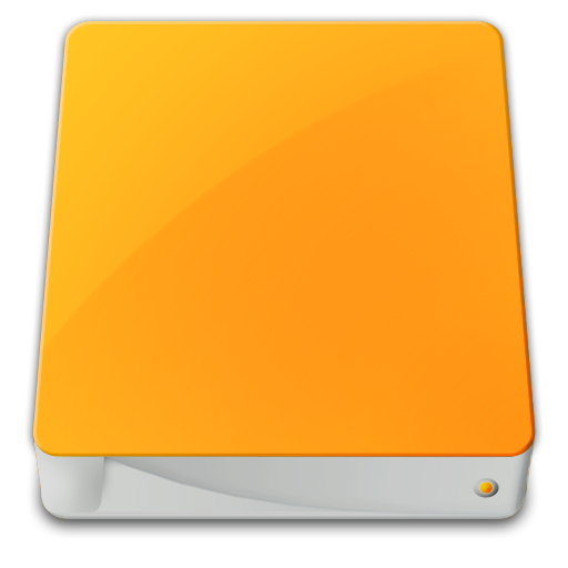 Drive External Icon Free Search Download As Png