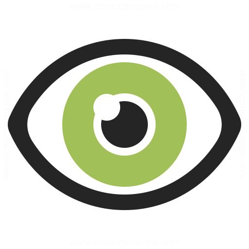 Eye Icon Iconexperience