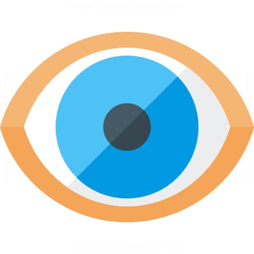 Iconexperience G Collection Eye Icon